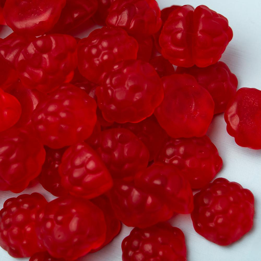 Berry Red Gummy Raspberry