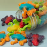 gummy frog candy