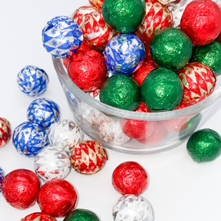 Chocolate Holiday Balls