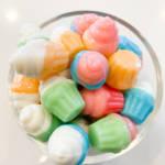 cupcake gummy